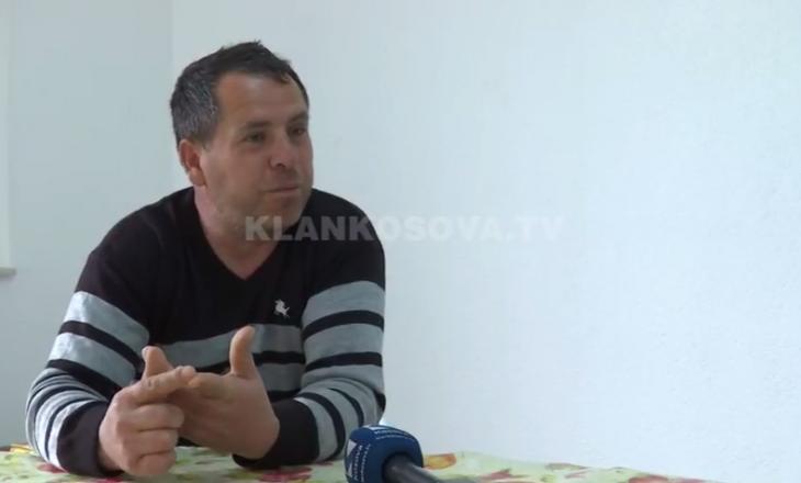 Ish-pjesëtari i UÇK-së që vazhdon vuajtjen shkaku i akuzave nga Serbia