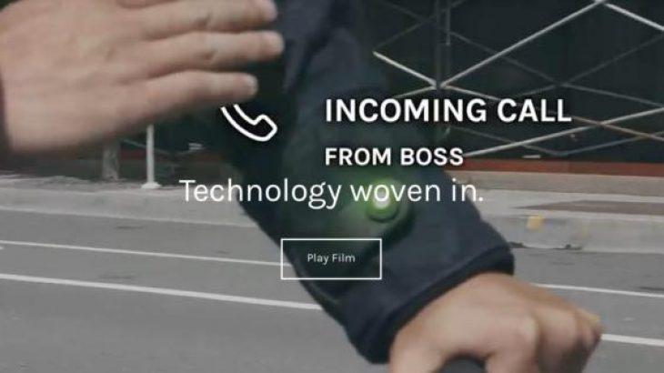 Veshja elektronike nga Google, një xhaketë inteligjente 350 dollarëshe