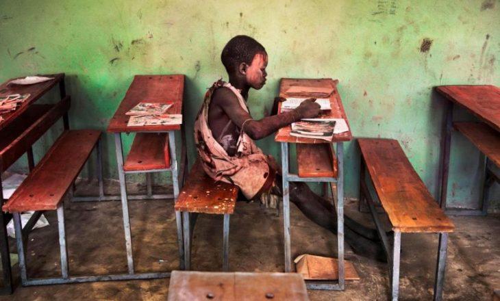 Fotografi që tregojnë magjinë e leximit