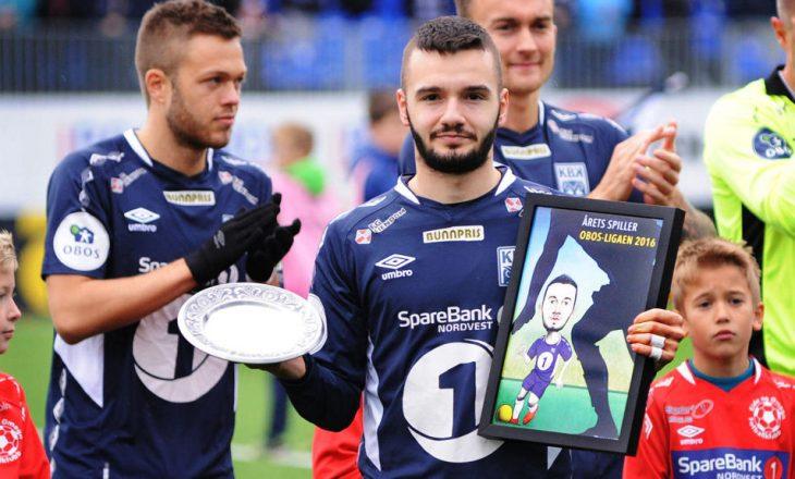 Futbollisti lë Norvegjinë për Kosovën, por FFK nuk e ka kontaktuar