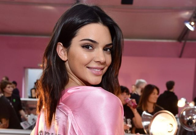 Fadil Berisha kujton fotosesionin me Kendall Jenner