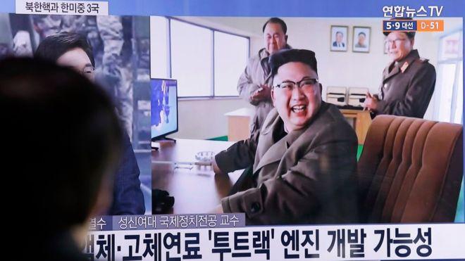 """Koreja e Veriut """"industri moderne"""" për lëshimin e raketave"""