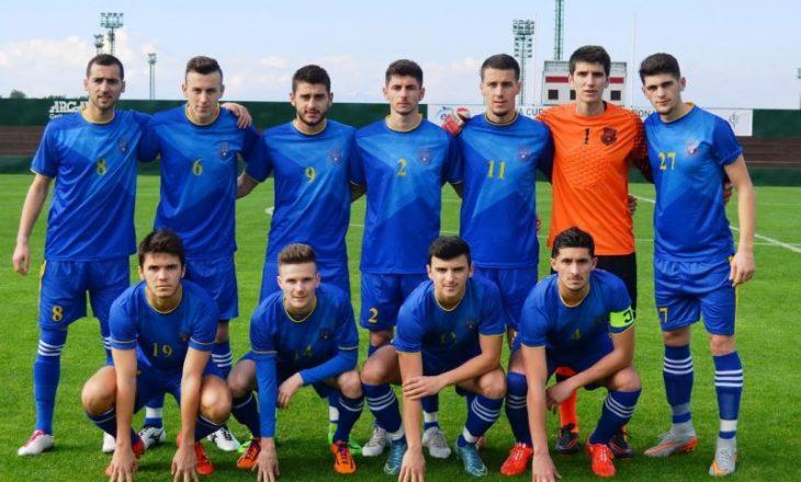 Kosova U-21 sfidon Irlandën me futbollistë të Superligës së Kosovës
