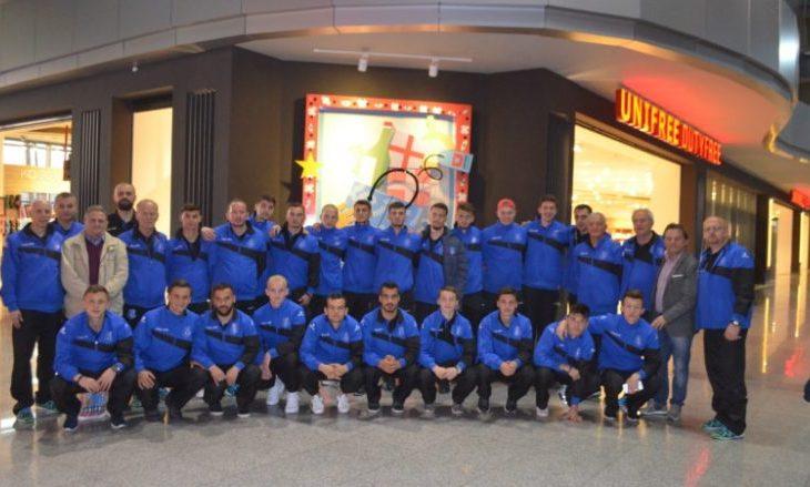 Kosova U-21 niset për Dublin