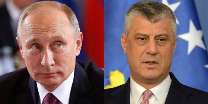 Rusia akuzon Presidentin e Kosovës për krizën e Maqedonisë