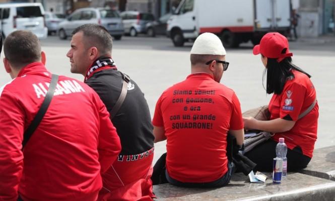 """Dështon plani italian, shqiptarët """"pushtojnë"""" Palermon [foto]"""