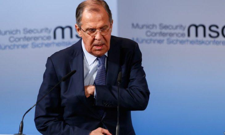 Lavrov: Ambasadori rus ka ushtruar detyrën diplomatike