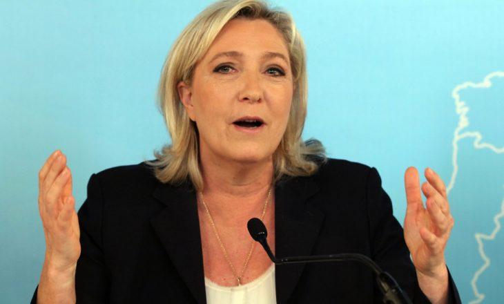 Parlamenti Europian i heq imunitetin Le Penit