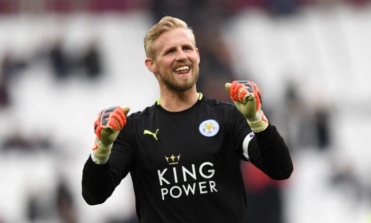 Arsenali kërkon portierin e Leicester Cityt