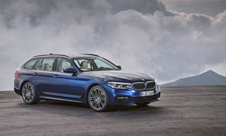 BMW-ja zbulon makinën e saj të re, praktike dhe teknologjike