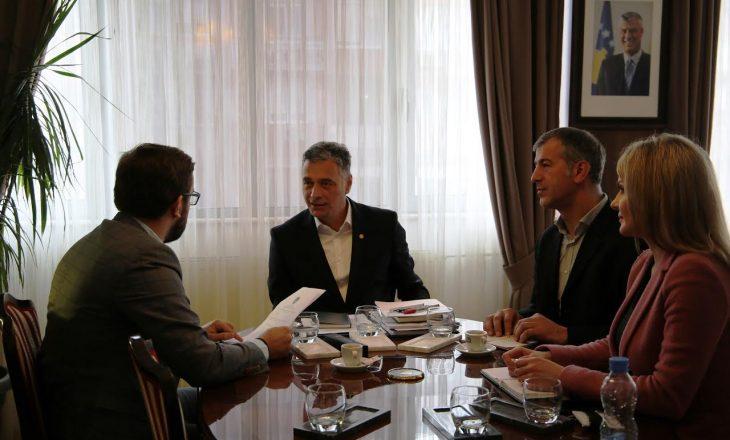 OSBE: Vendimi i Lumezit për caktimin e koordinatorit arritje për gazetarët në Kosovë