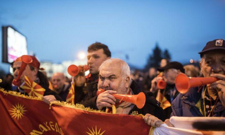 Maqedonia, mes qeverisë së re dhe destabilizimit