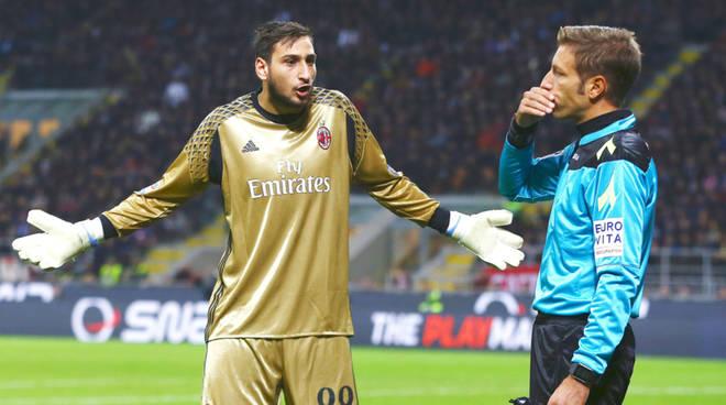 Kërcënohet gjyqtari i ndeshjes Juve-Milan