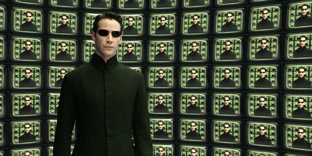 "Rikthehet filmi ""The Matrix"""