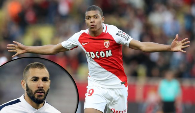 Benzema paralajmëron Mbappe: Kujdes nga shpulla në fytyrë