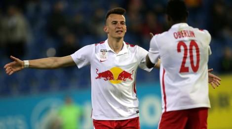 Një shqiptar në gjysmëfinalen e Ligës së Kampionëve për të rinjtë