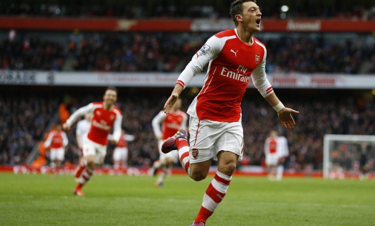 Arsenal i ofron Ozilit 280 mijë paund në javë
