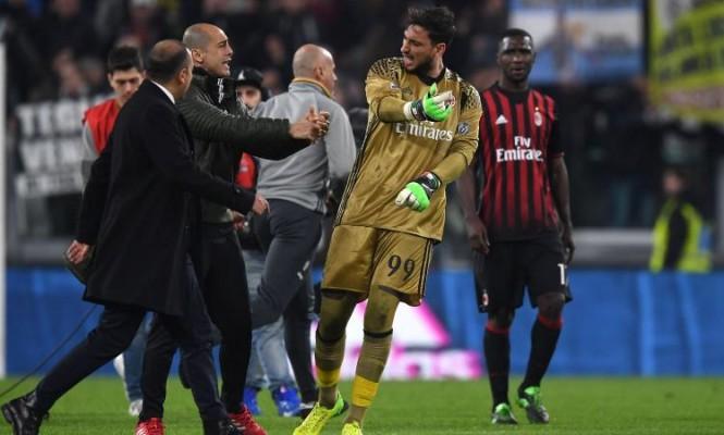 Milani shkatërroi dhomat e zhveshjeve të Juventusit