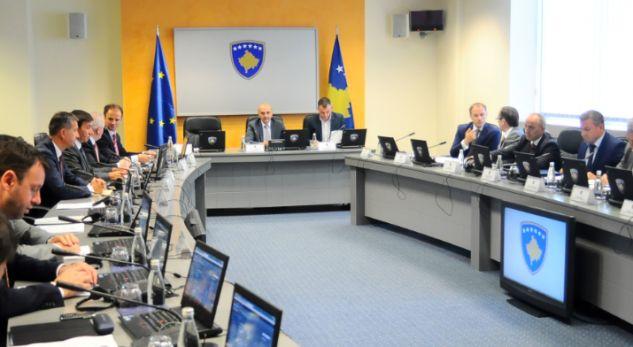 Qeveria miraton raportin për matjen e territorit