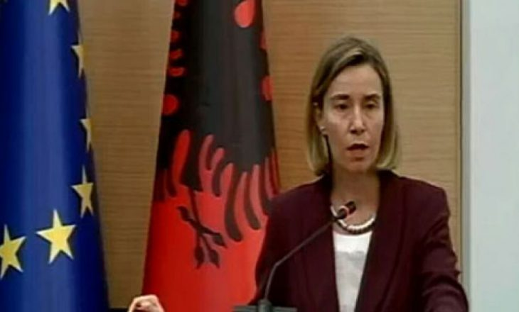 Mogherini: Shqipëria të marrë hapat e duhura, BE gati për negociatat