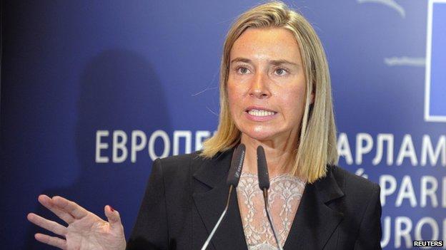 Mogherini nesër mbërrin në Shkup, një ditë pas tensionimit ndëretnik