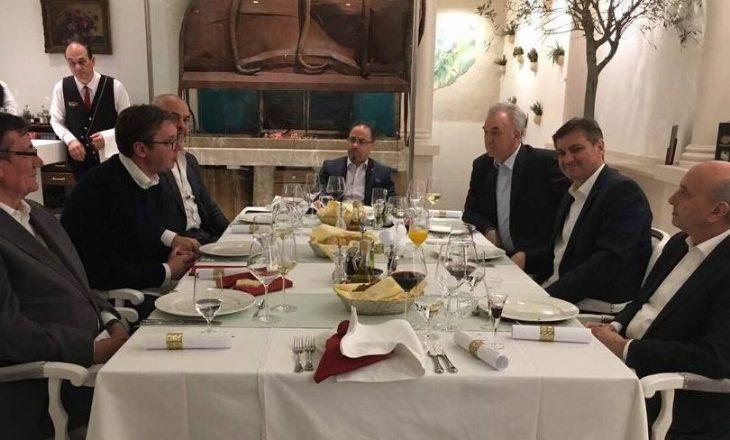 Mustafa takohet me kryeministrat e Ballkanit perëndimor