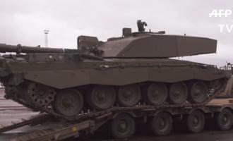 NATO përgatitet kundër lëvizjes ushtarake ruse [video]