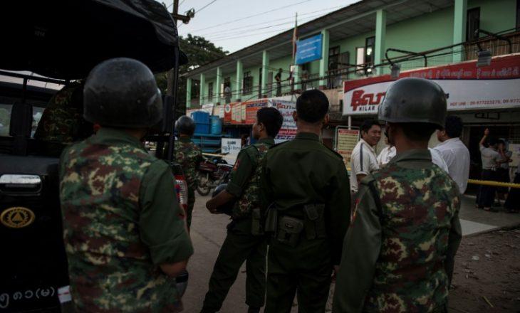 """Në Birmani """"po kryhen krime kundër njerëzimit"""" ndaj myslimanëve"""