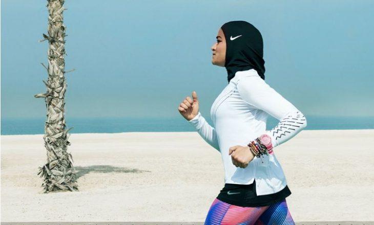 Nike sjell mbulesën moderne për femrat myslimane