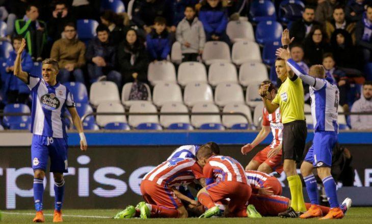 Torres shpëton mirë nga përplasja brutale