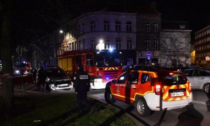 Sulm në Francë  së paku tre plagosur