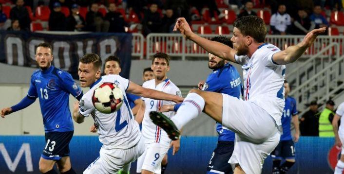 Humbja ndaj Islandës i kushton Kosovës në ranglistën e FIFA-s
