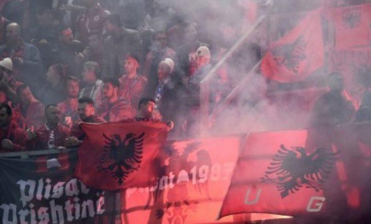 Sjellja e tifozëve shqiptarë zhgënjen Taren dhe Canën