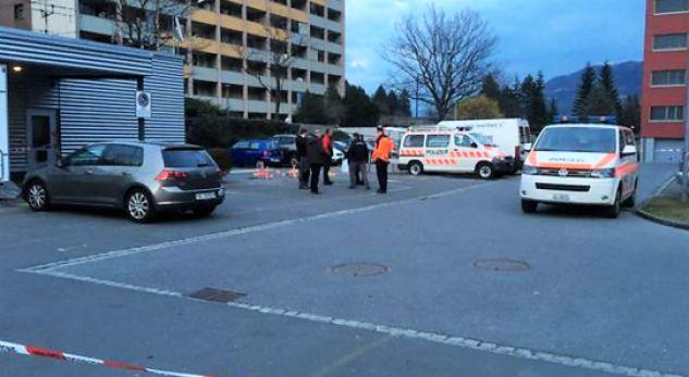 Një kosovar qëllohet me armë në Zvicër