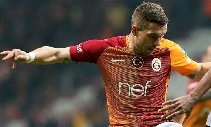 Podolski sezonin e ardhshëm transferohet në Japoni