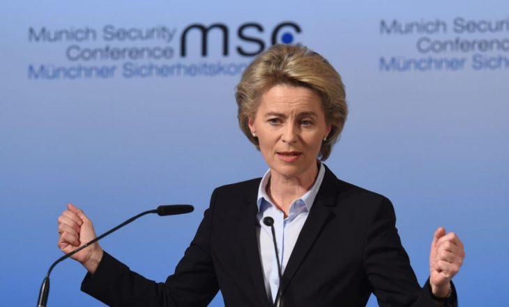 Gjermania hedh poshtë pretendimet e Trumpit për borxhin ndaj NATO-s
