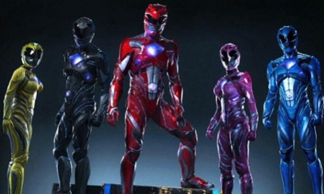 Power Rangers, filmi i parë me superheronj dhe me protagoniste lesbike