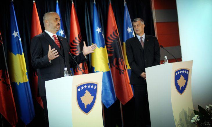 """Rama lë nën hije Thaçin në """"luftën virtuale për shqiptarët në Maqedoni"""""""