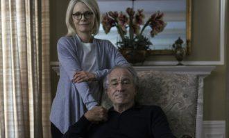 Robert De Niro në rolin e hajdutit më të madh në Wall Street