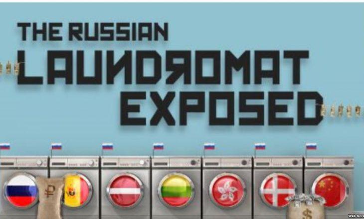 Publikohet raporti i shpëlarjes së parave në Rusi