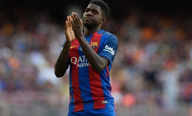 Umtiti më i mirë në Barcelonë
