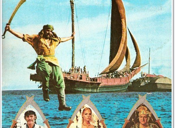 Sandokani i famshëm i televizioneve në Jugosllavi