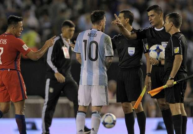 FIFA dënon Messin