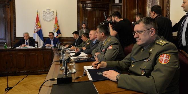 Frikë nga ushtria e Kosovës, Serbia mbledh Këshillin e Sigurisë