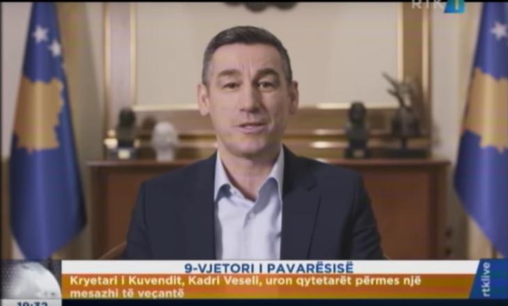 Faktet demantojnë RTK-në, transmetoi spot të Kadri Veselit edhe më 17 shkurt