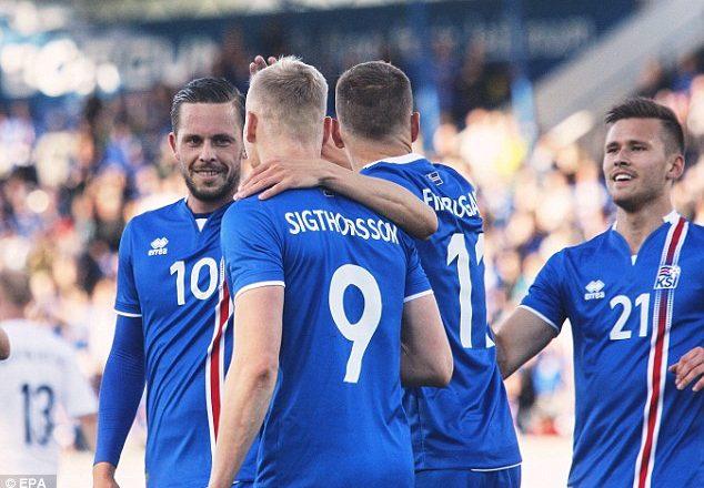 Zyrtare: Katër mungesat e mëdha të Islandës ndaj Kosovës