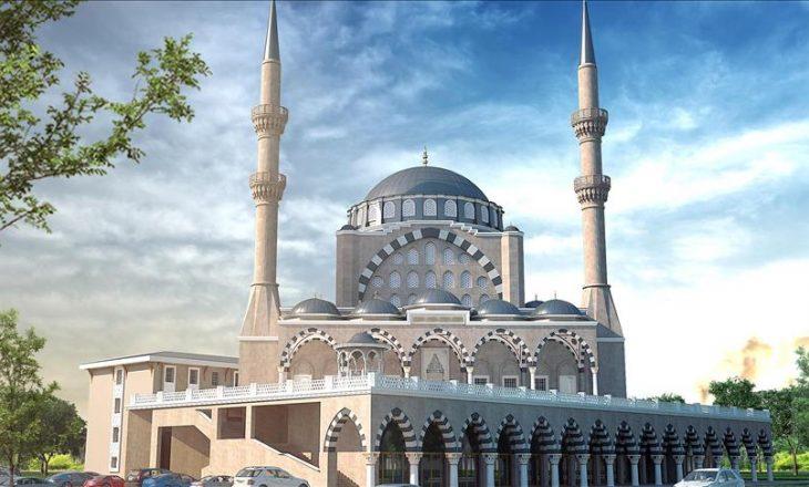 """Në Shkup do të ndërtohet një xhami e re """"Osmane"""""""