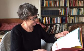 Shkrimtarja zvicerane porosit: Lexojuni fëmijëve libra shqip