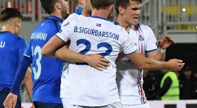 Kosova humb edhe ndaj Islandës [video]