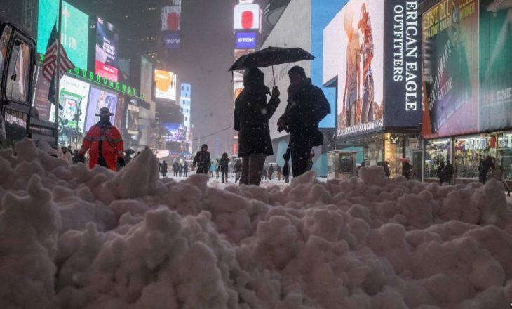 Stuhia Stella – gjendje e jashtëzakonshme në disa pjesë të SHBA-së